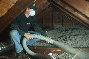 Cellulose Insulation Installation In Connecticut