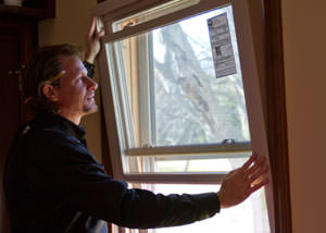 A replacement window installation in North Haven